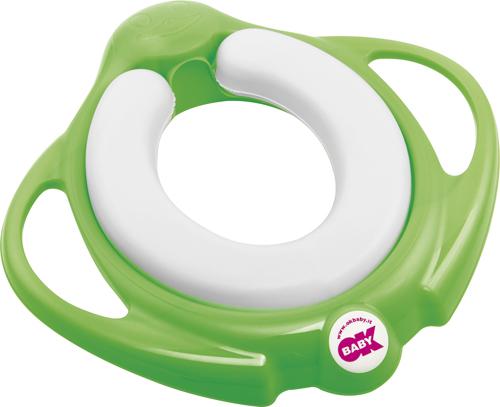 Redukce na WC Pinguo světle zelená