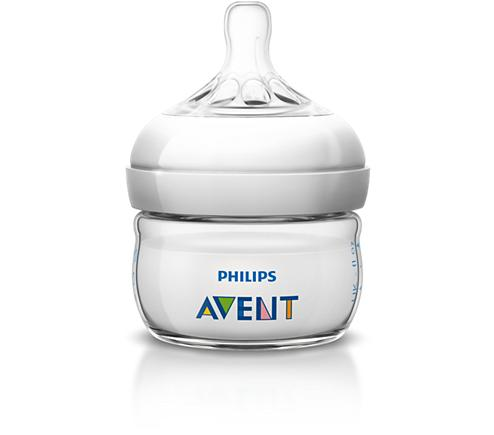 Philips AVENT Láhev Natural 60 ml, 1 ks