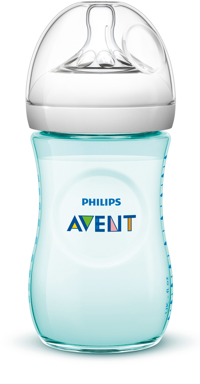 Philips AVENT Láhev Natural 260 ml zelená, 1 ks