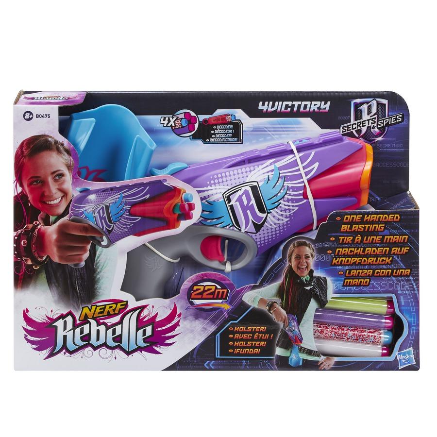 NERF Rebelle špionská příruční pistole