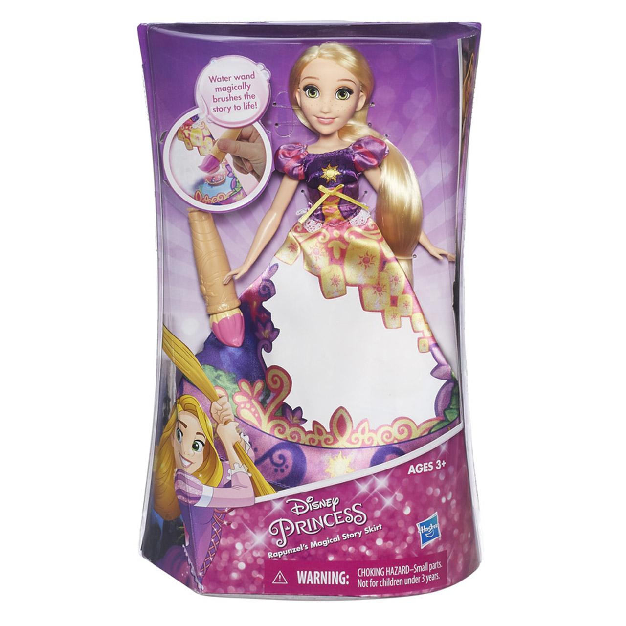 Disney Princess panenka s vybarovací sukní Locika