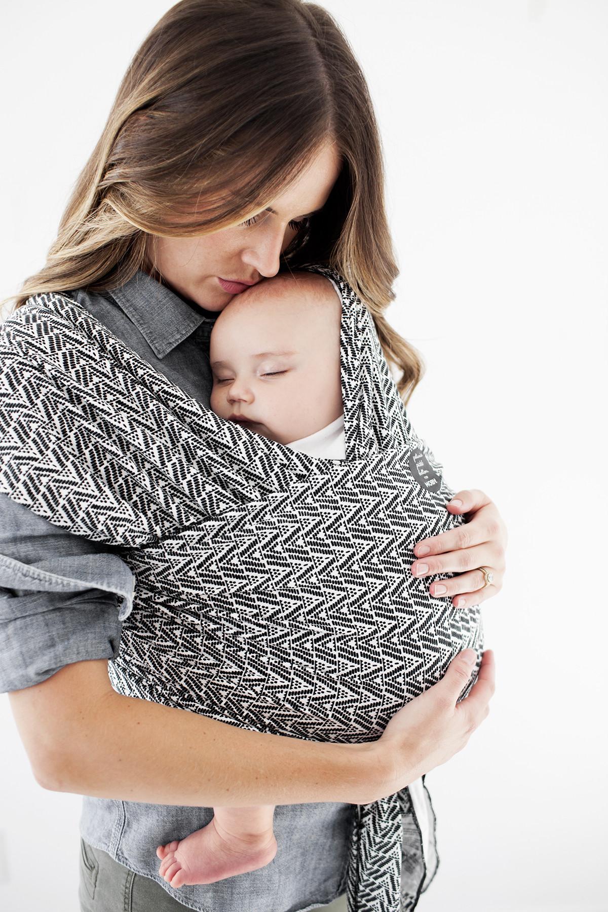 Moby Wrap elastický šátek Design Starry Nights of Salvador Akční cena