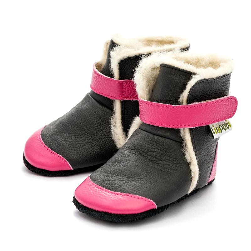 Liliputi zimní capáčky Eskimo černé Velikost: EUR 17
