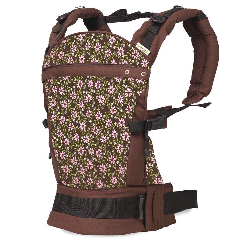 Liliputi ergonomické nosítko Rosie hnědé