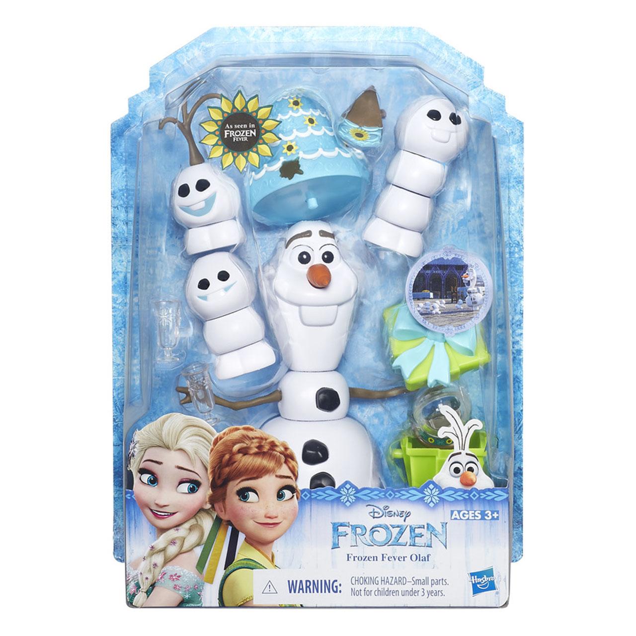 Hasbro Frozen OLAF S PÁRTY DOPLŇKY