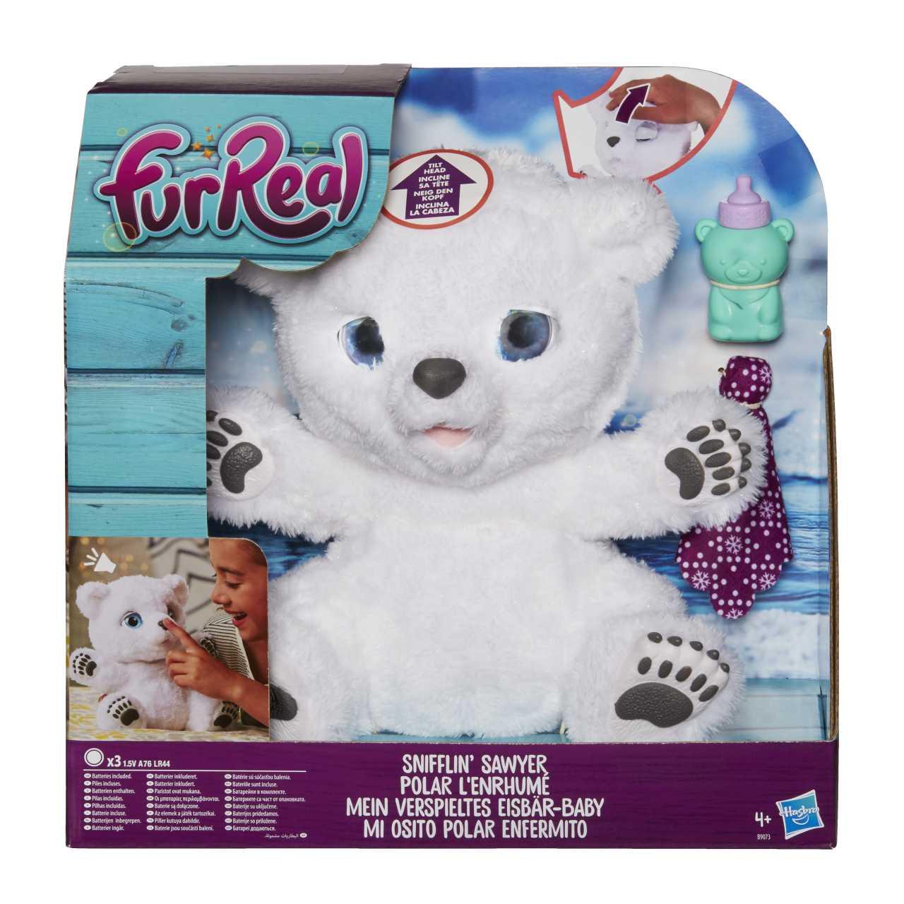 Fur Real Friends Lední medvídek