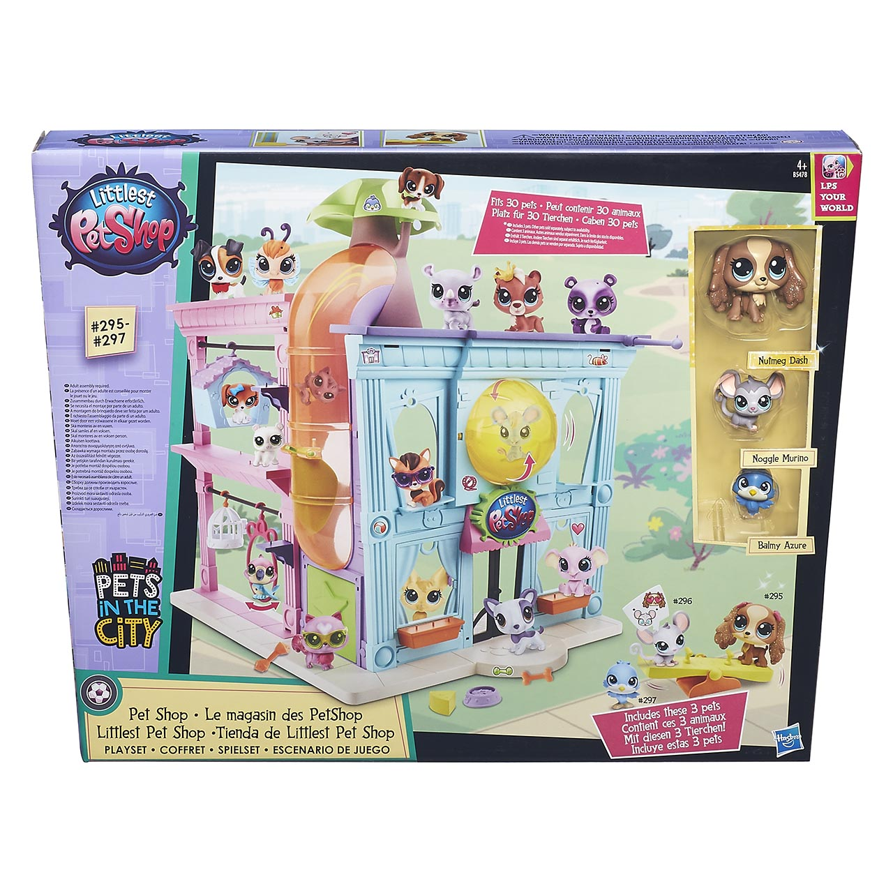 Hasbro Littlest Pet Shop LITTLEST PET SHOP