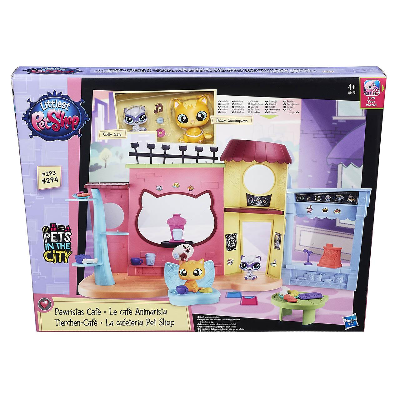 Littlest Pet Shop KAVÁRNA