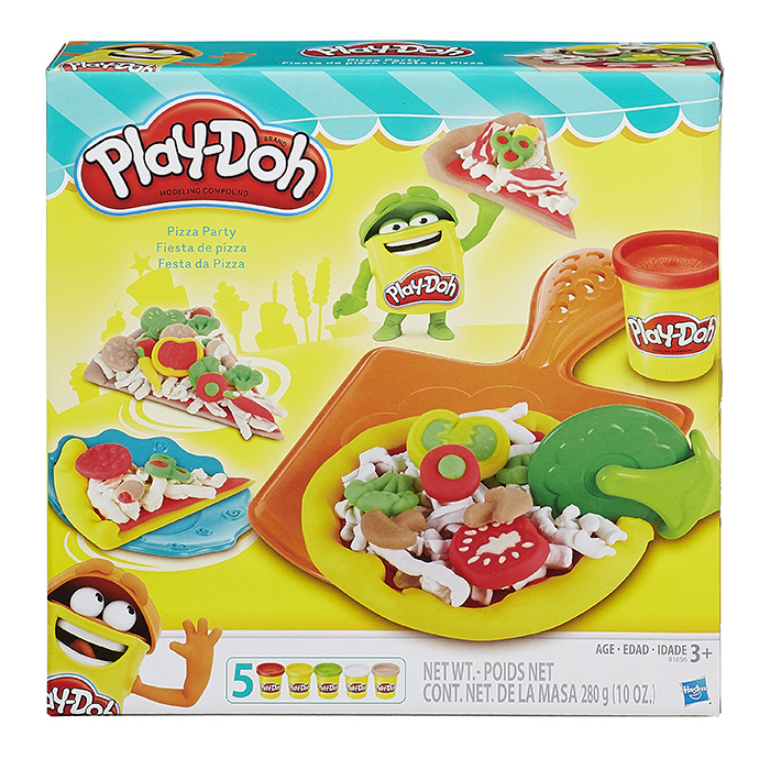 Hasbro Play Doh PIZZA PARTY