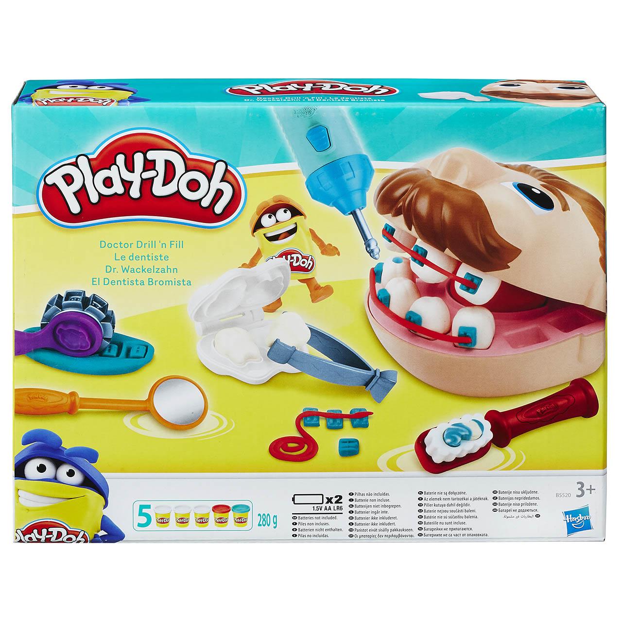 Hasbro Play Doh DR Zubař