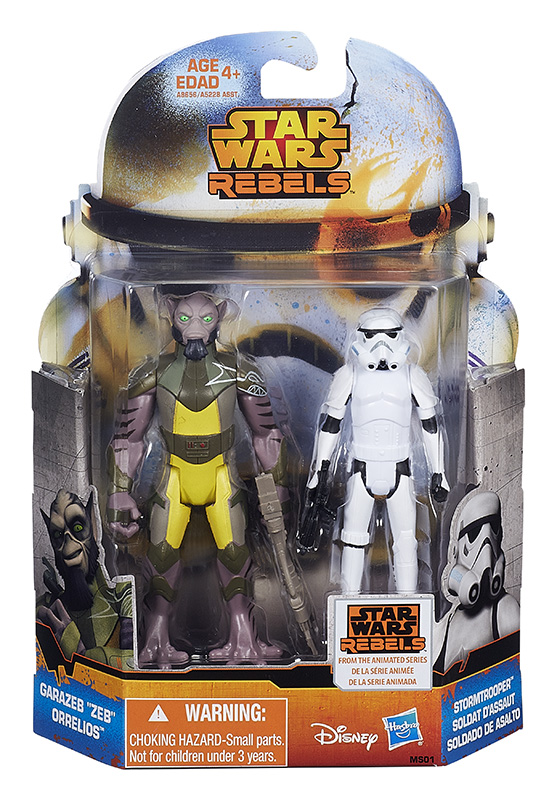 Hasbro Star Wars AKČNÍ FIGURKY PRO DVA