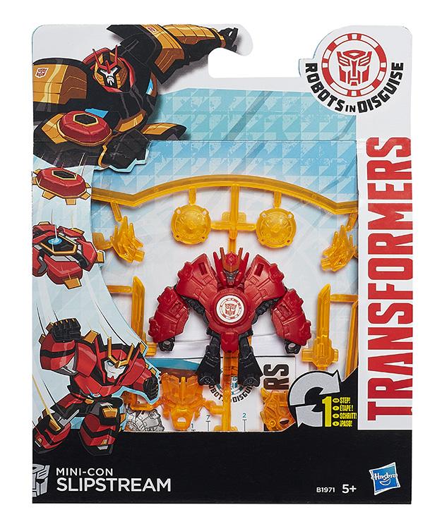 Transformers RID TRANSFORMACE MINICONA V 1 KROKU