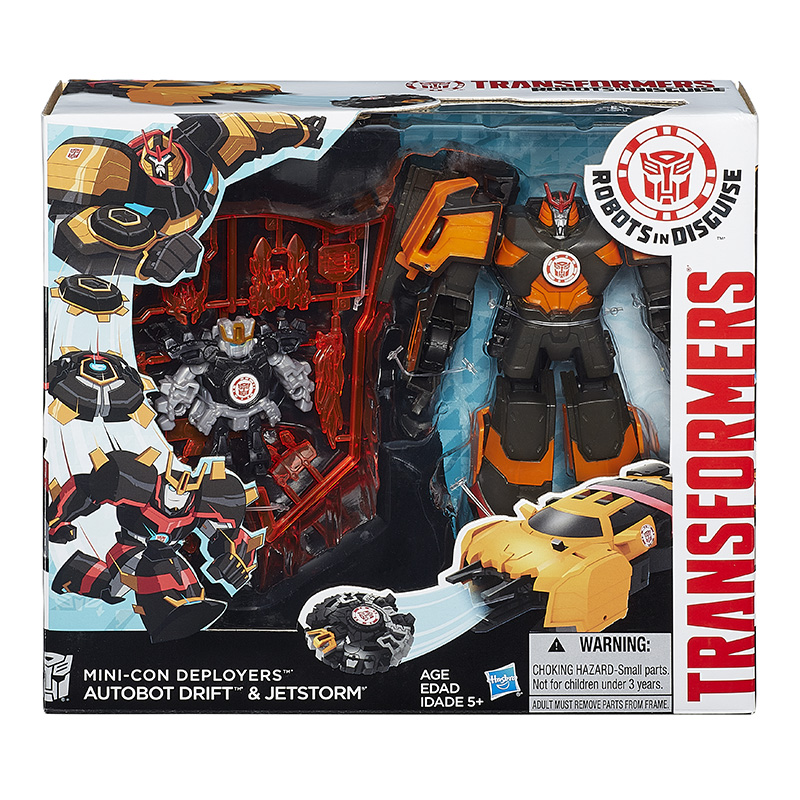 Hasbro Transformers RID SOUBOJ MINICONŮ