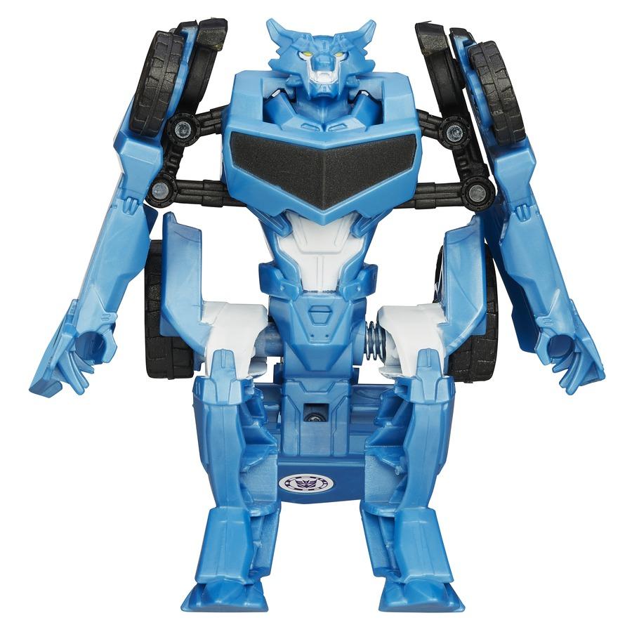 Transformers RID TRANSFORMACE V 1 KROKU STEELJAW