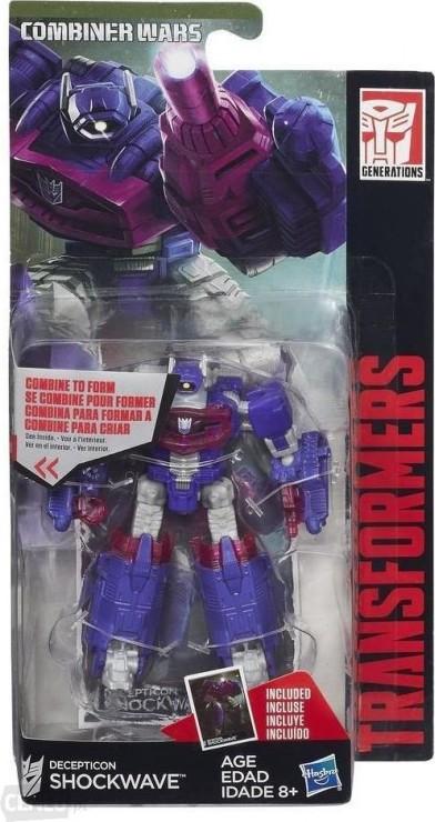 Hasbro Transformers ZÁKLADNÍ POHYBLIVÝ TRANSFORMER