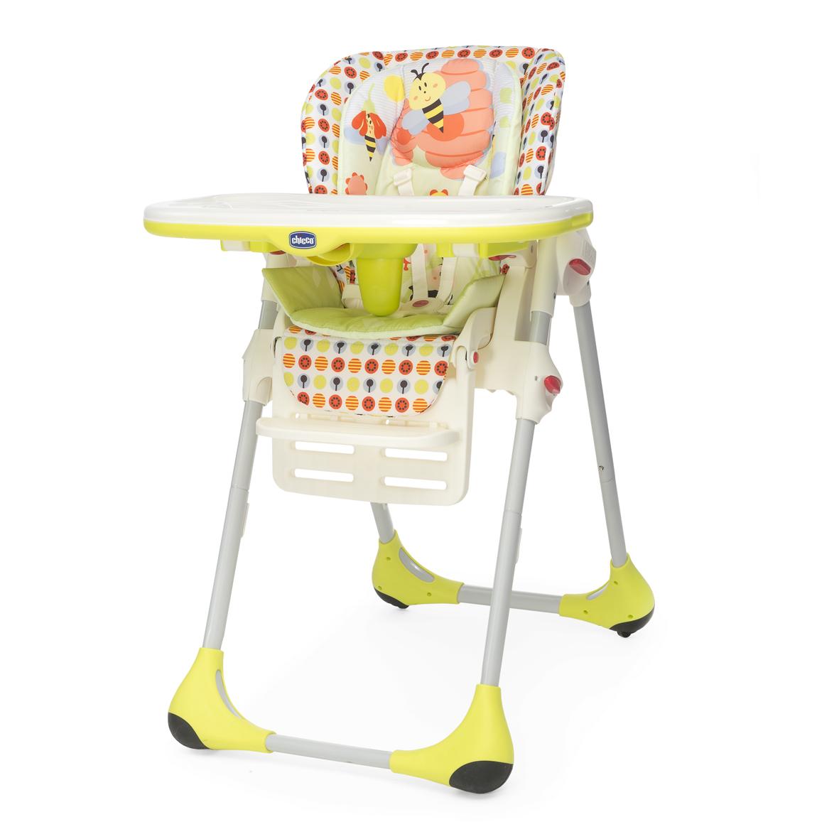 Židlička jídelní Polly 2v1 New - SUNNY