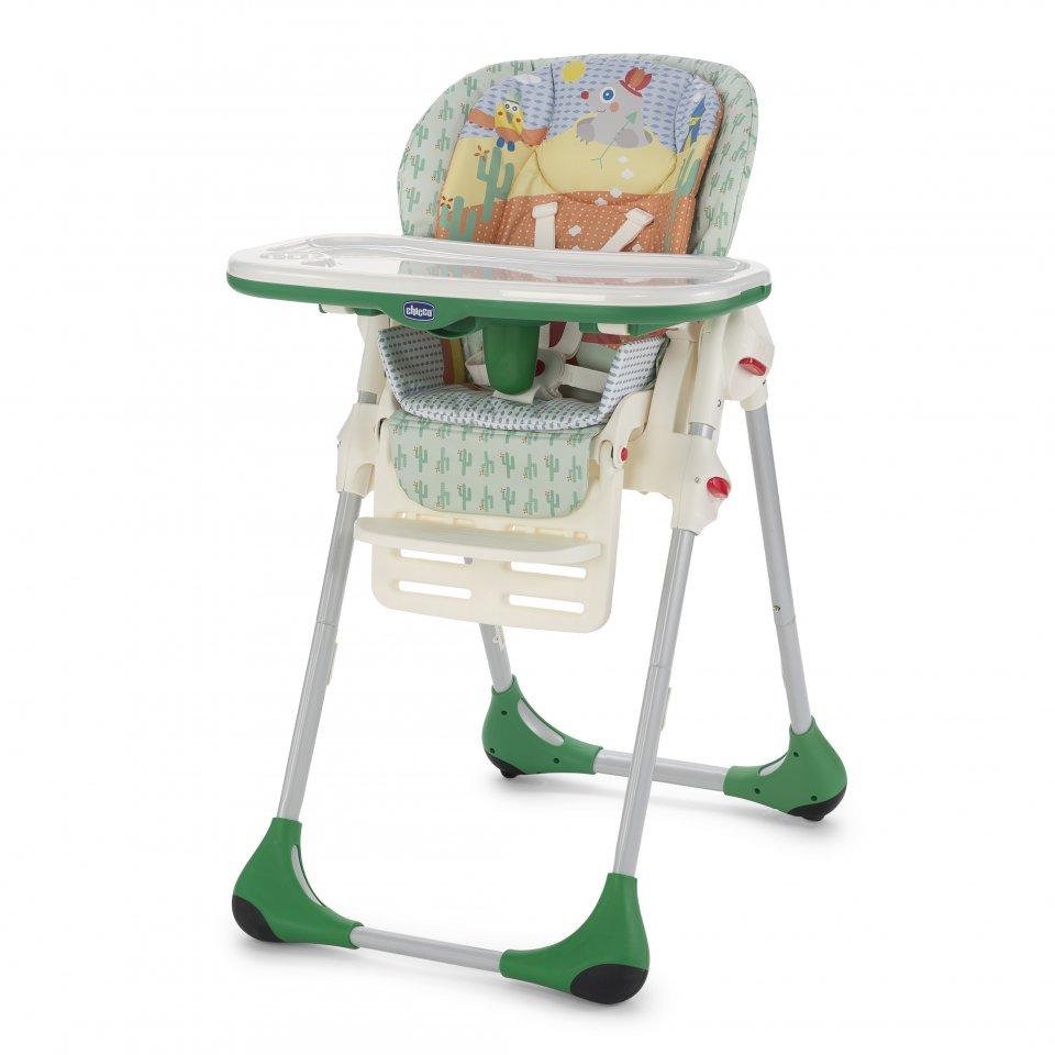 Židlička jídelní Polly 2v1 - Canyon