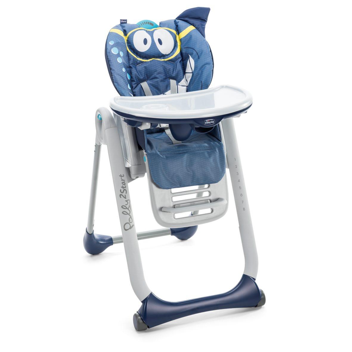 Židlička jídelní Polly 2 Start - SHARK