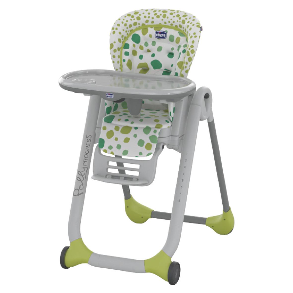 Židlička jídelní Polly Progress - KIWI