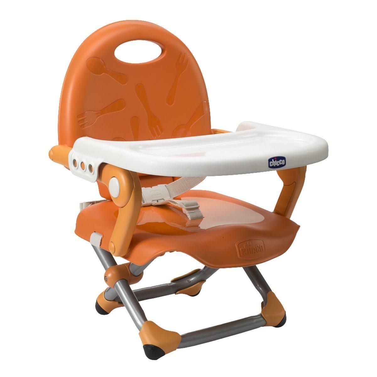 Pocket Snack - přenosný podsedák na stoličku - MANDARINE