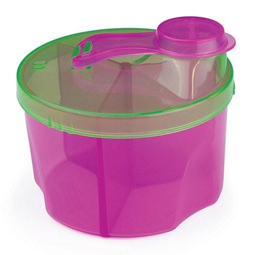 Munchkin - Zásobník na sušené mléko fialový