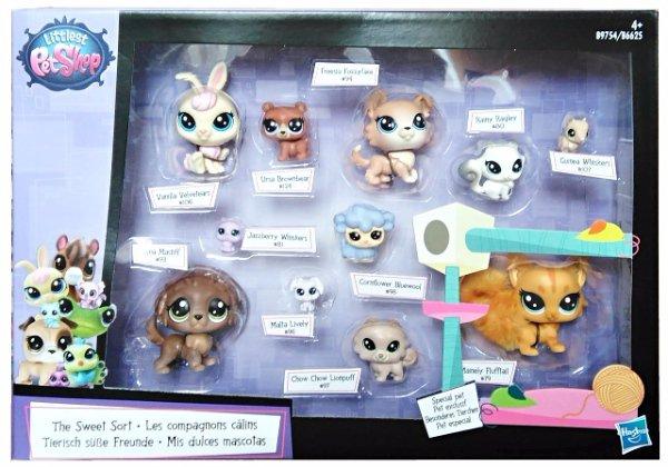 Hasbro Littlest Pet Shop BALENÍ ZVÍŘÁTEK
