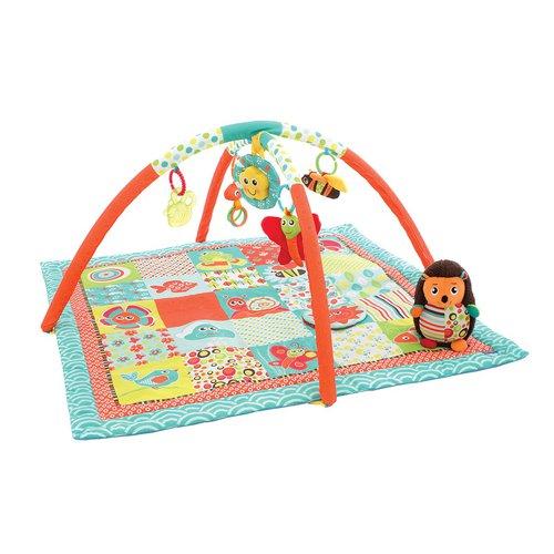 Playgro - Hrací podložka zahrada