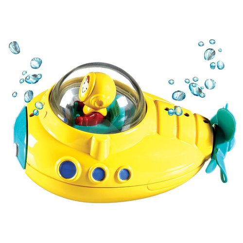 Munchkin - Žlutá ponorka do vany