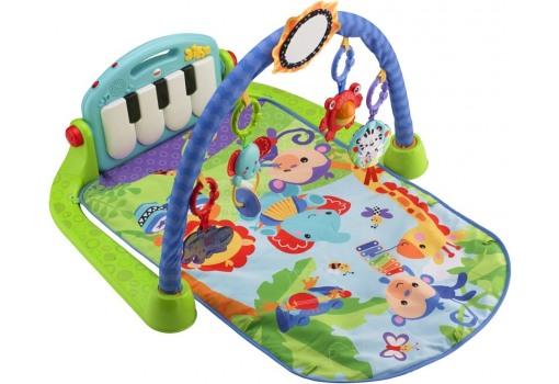 Fisher-Price Hrací podložka s pianem