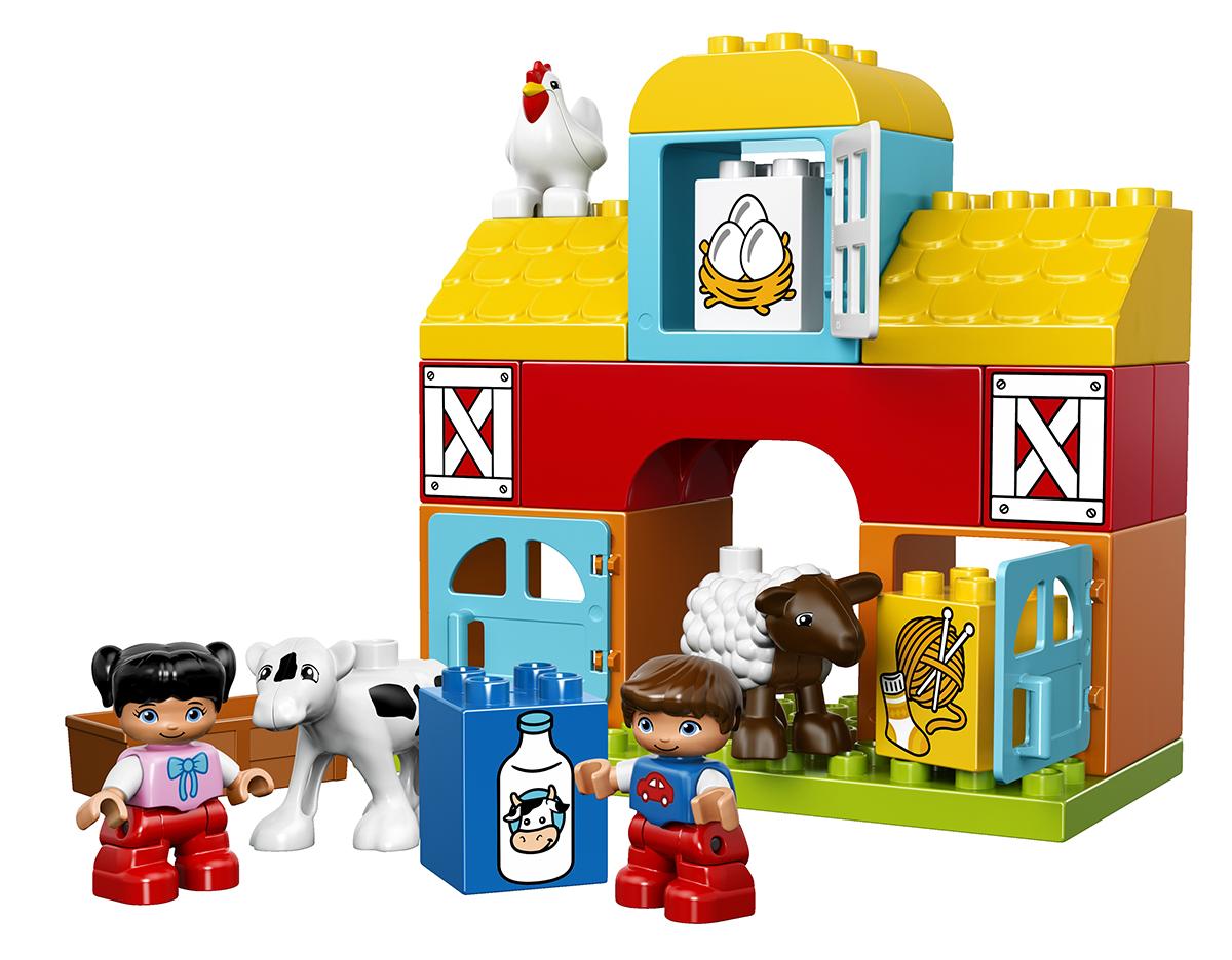 LEGO Duplo Moje první farma