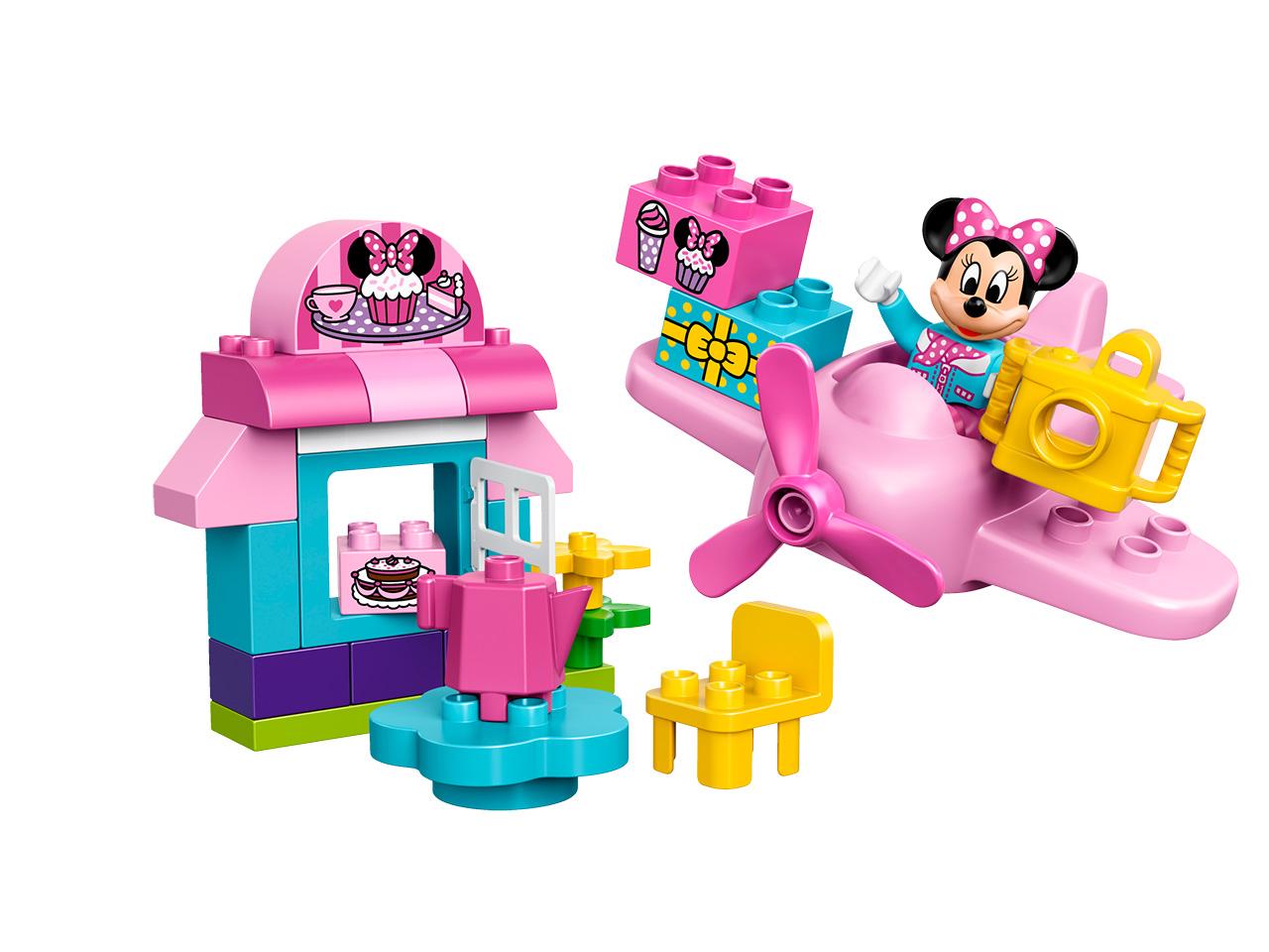 LEGO Duplo Minnie a její kavárna