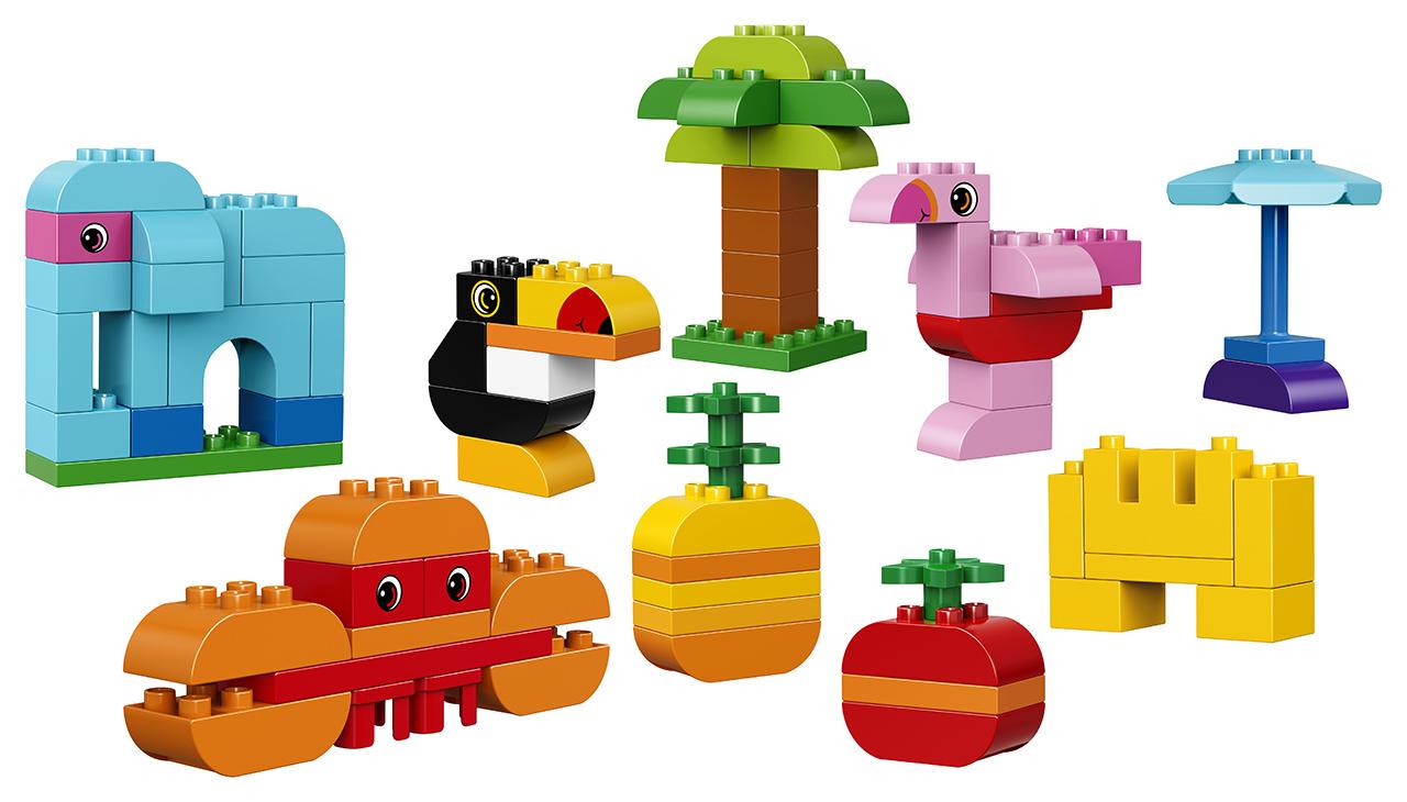 LEGO Duplo Kreativní box pro stavitele