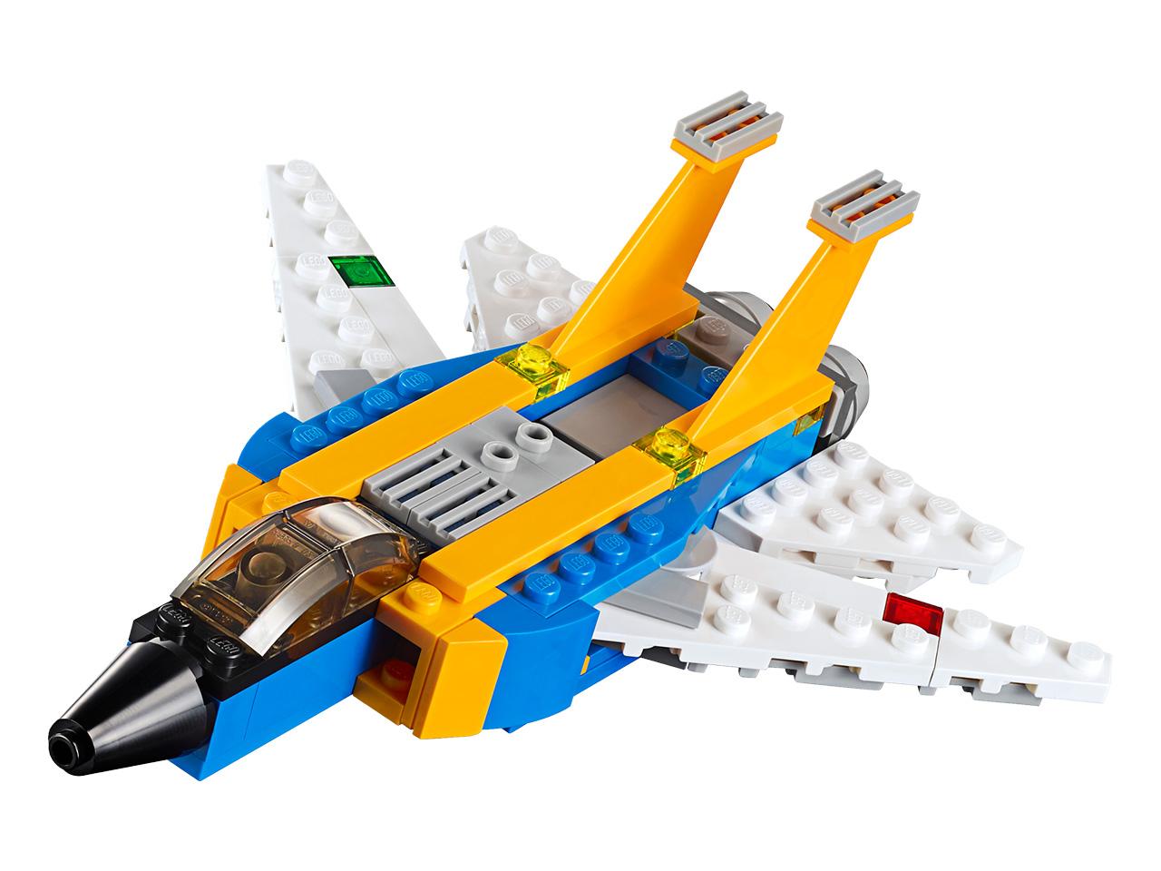 LEGO Creator Super stíhačka
