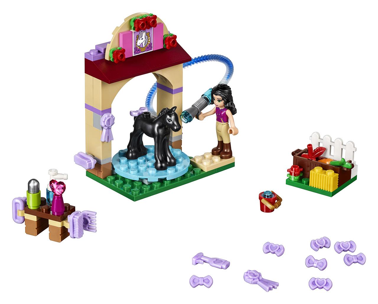LEGO Friends Mytí hříbátka