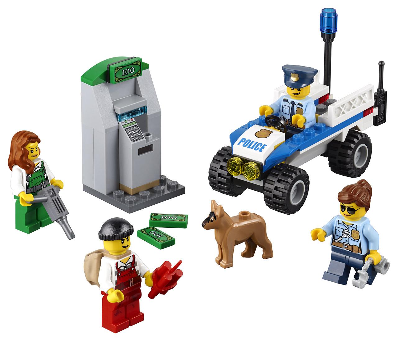 LEGO City Policie – startovací sada