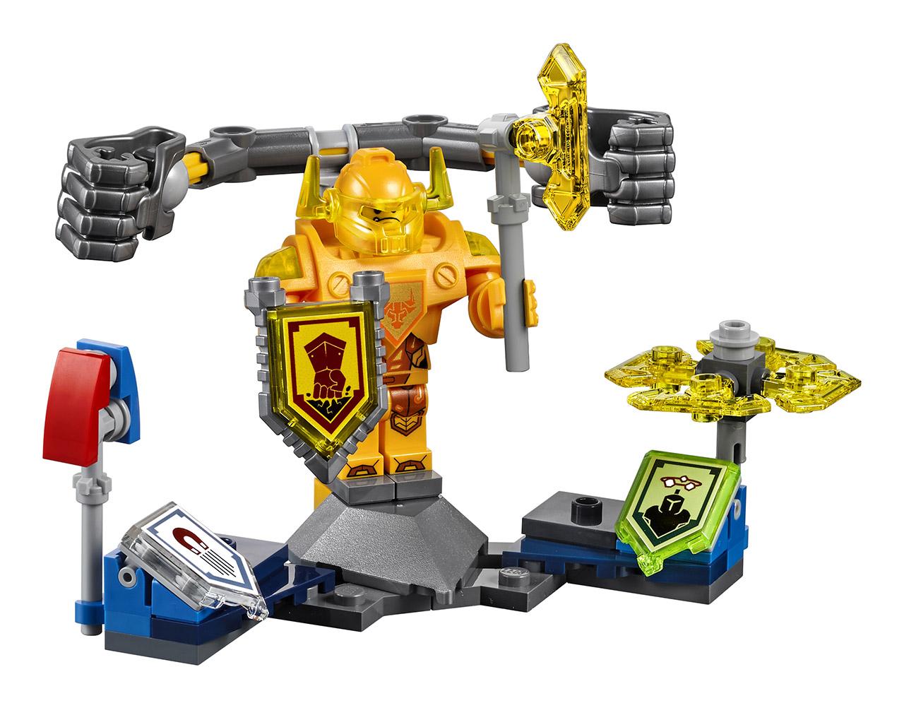 LEGO Nexo Knights Úžasný Axl