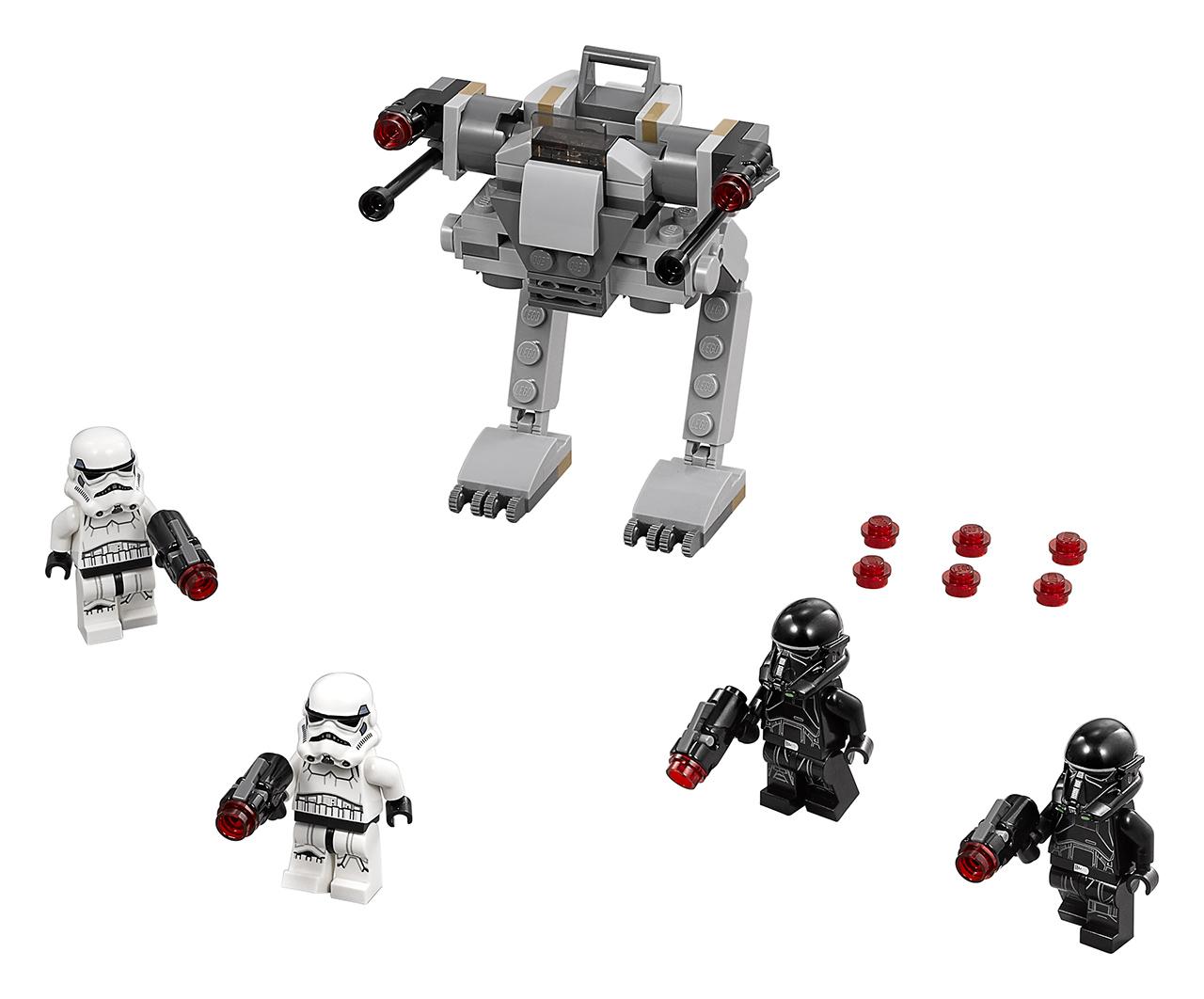 LEGO Star Wars Bitevní balíček vojáků Impéria
