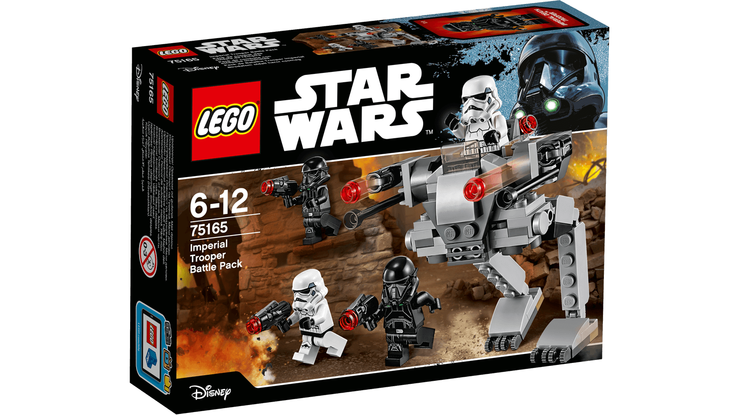 LEGO Star Wars 75165 Bitevní balíček vojáků Impéria Akční cena