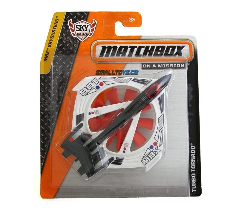 Mattel Matchbox Letadla