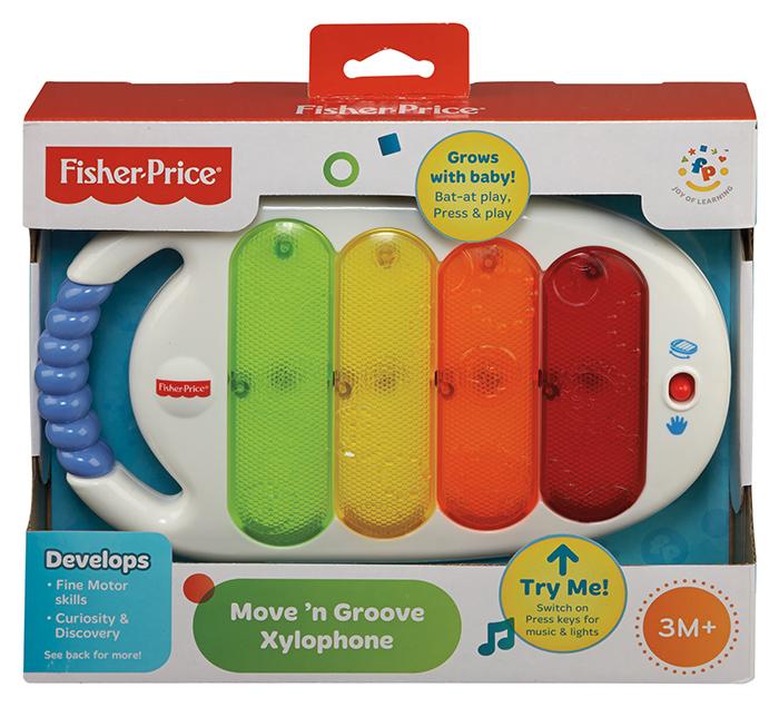Mattel Fisher-Price XYLOFON Akční cena