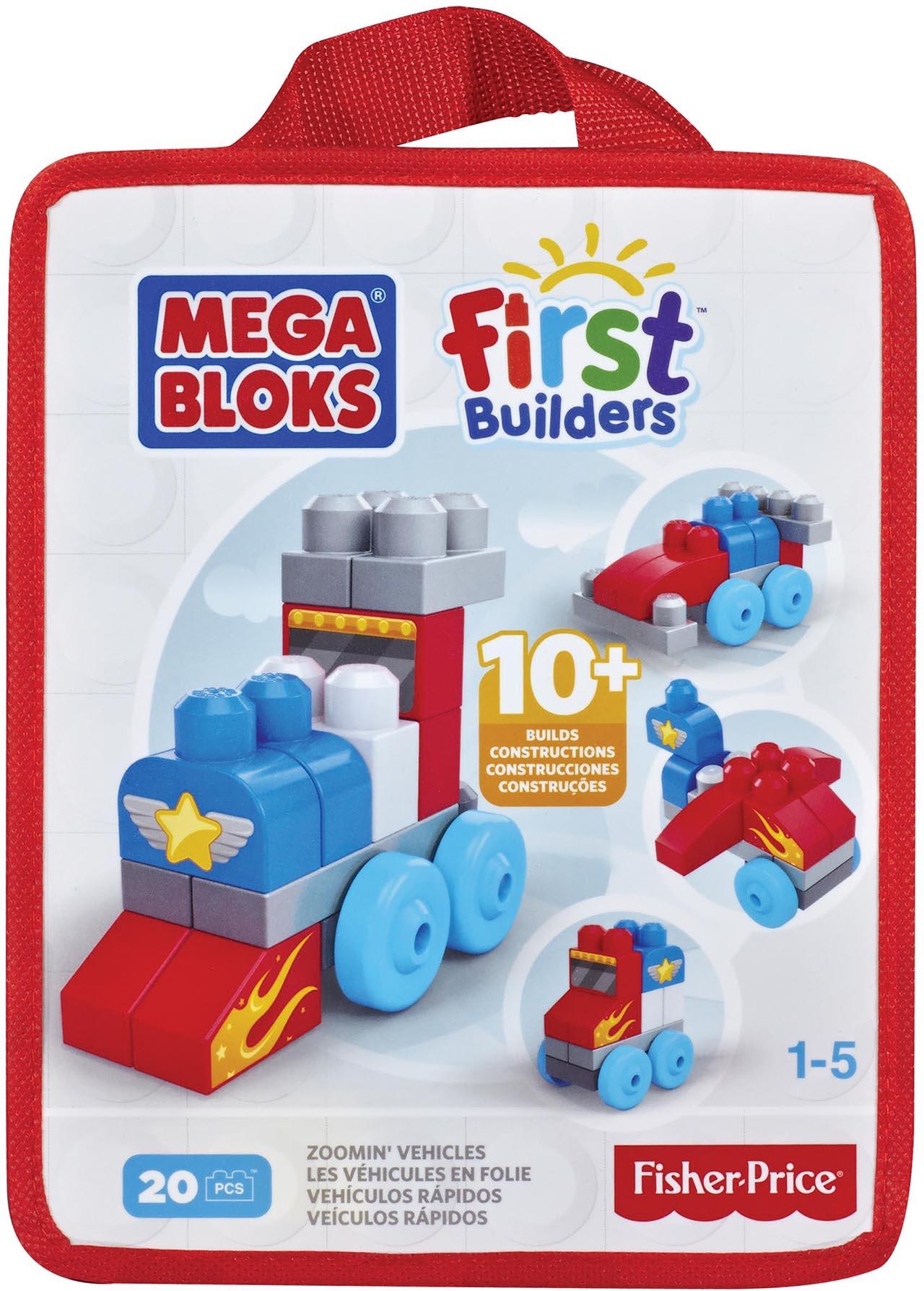 Mattel Mega Bloks FB AUTÍČKA (20)