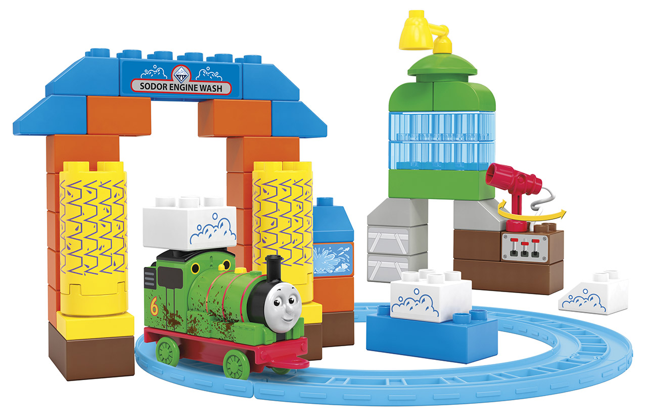 Mattel Mega Bloks THEMED LOCATION COLLECTION
