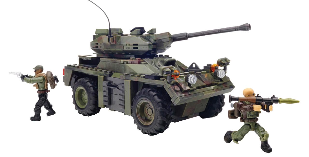 Mattel Mega Bloks CoD INVAZE