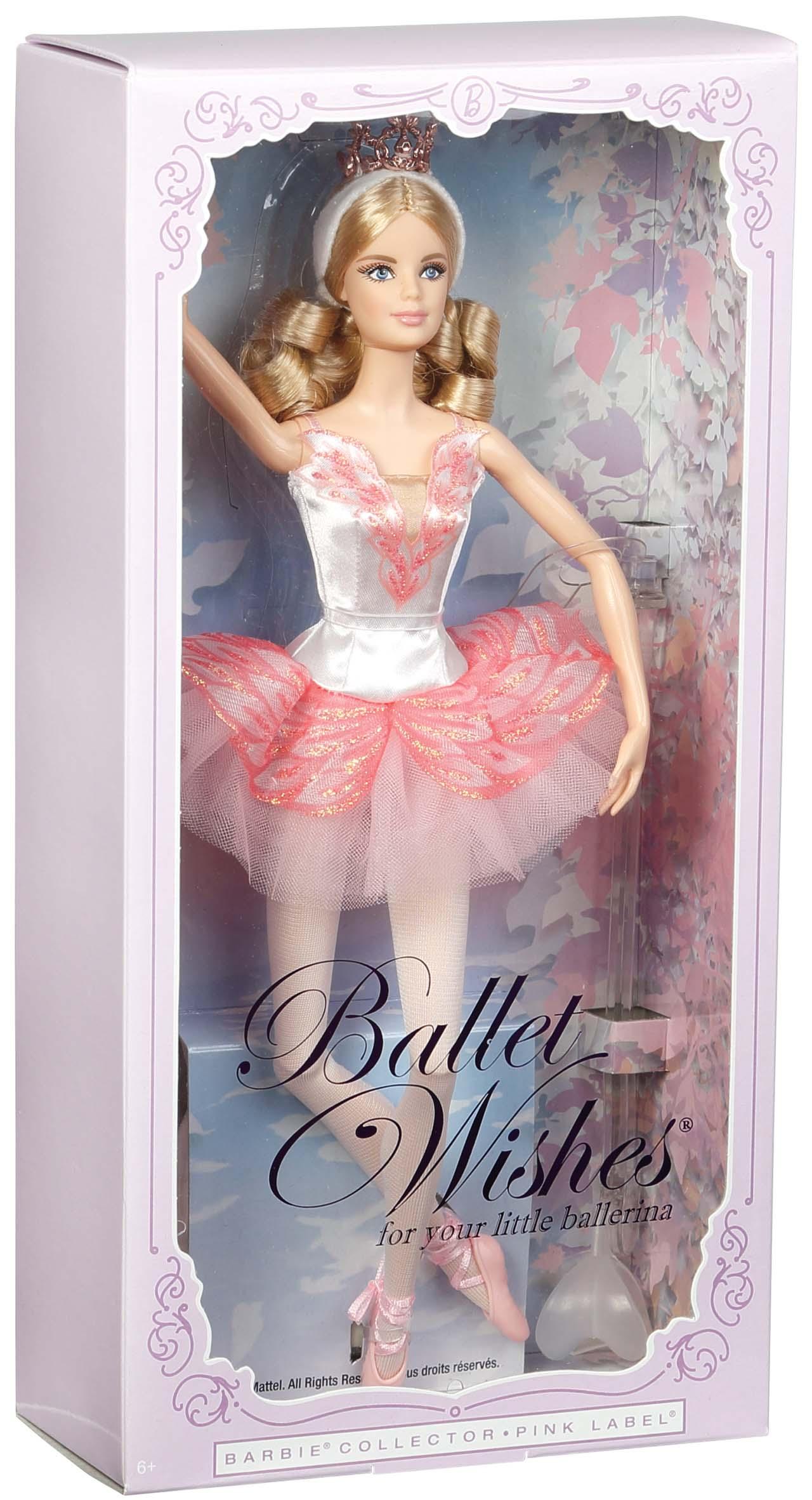 Mattel Barbie BARBIE BALETKA