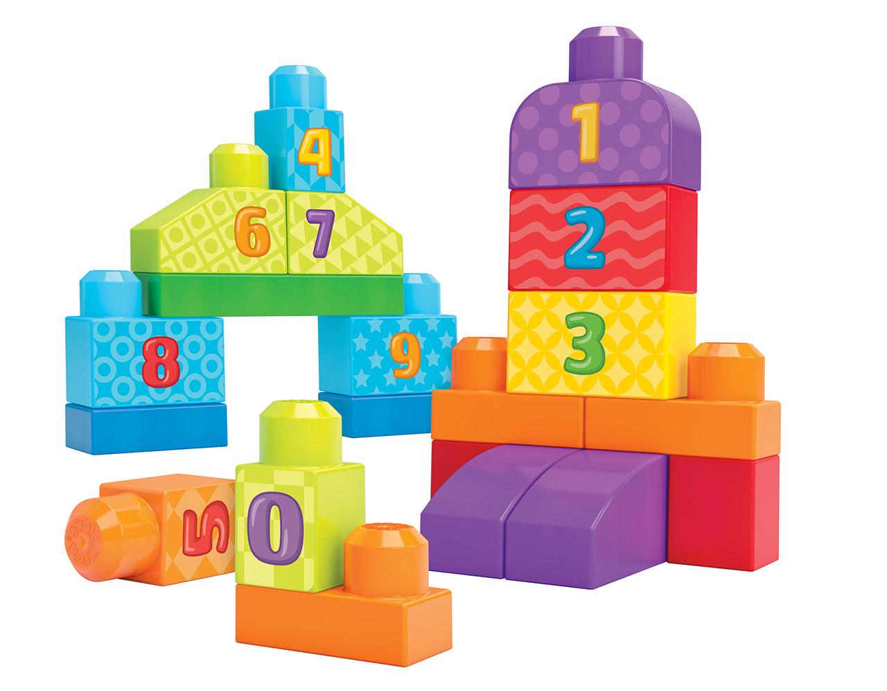 Mattel Mega Bloks FB 123 KOSTKY