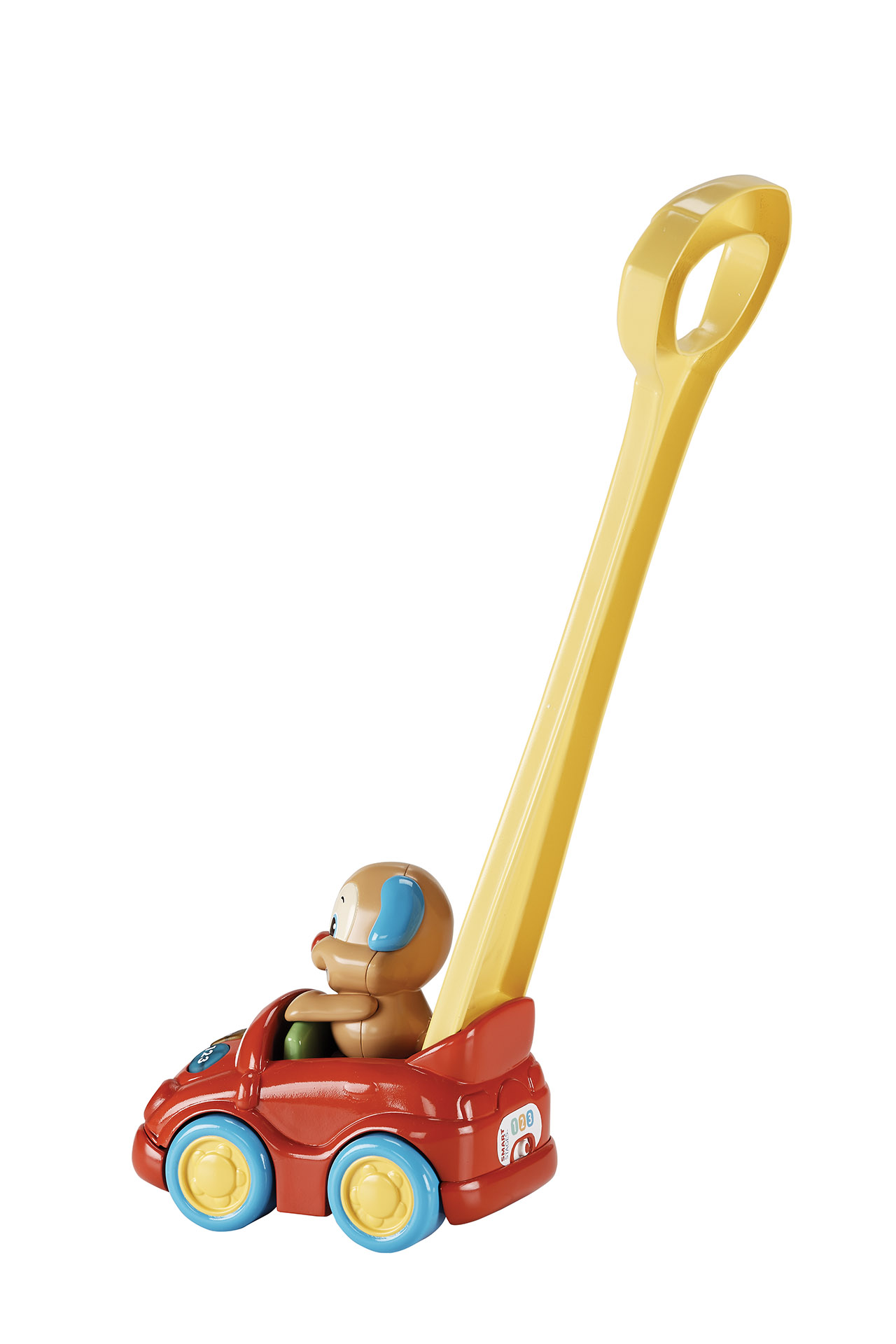 Mattel Fisher-Price PEJSKOVO CHODÍDTKO Smart Stages CZ