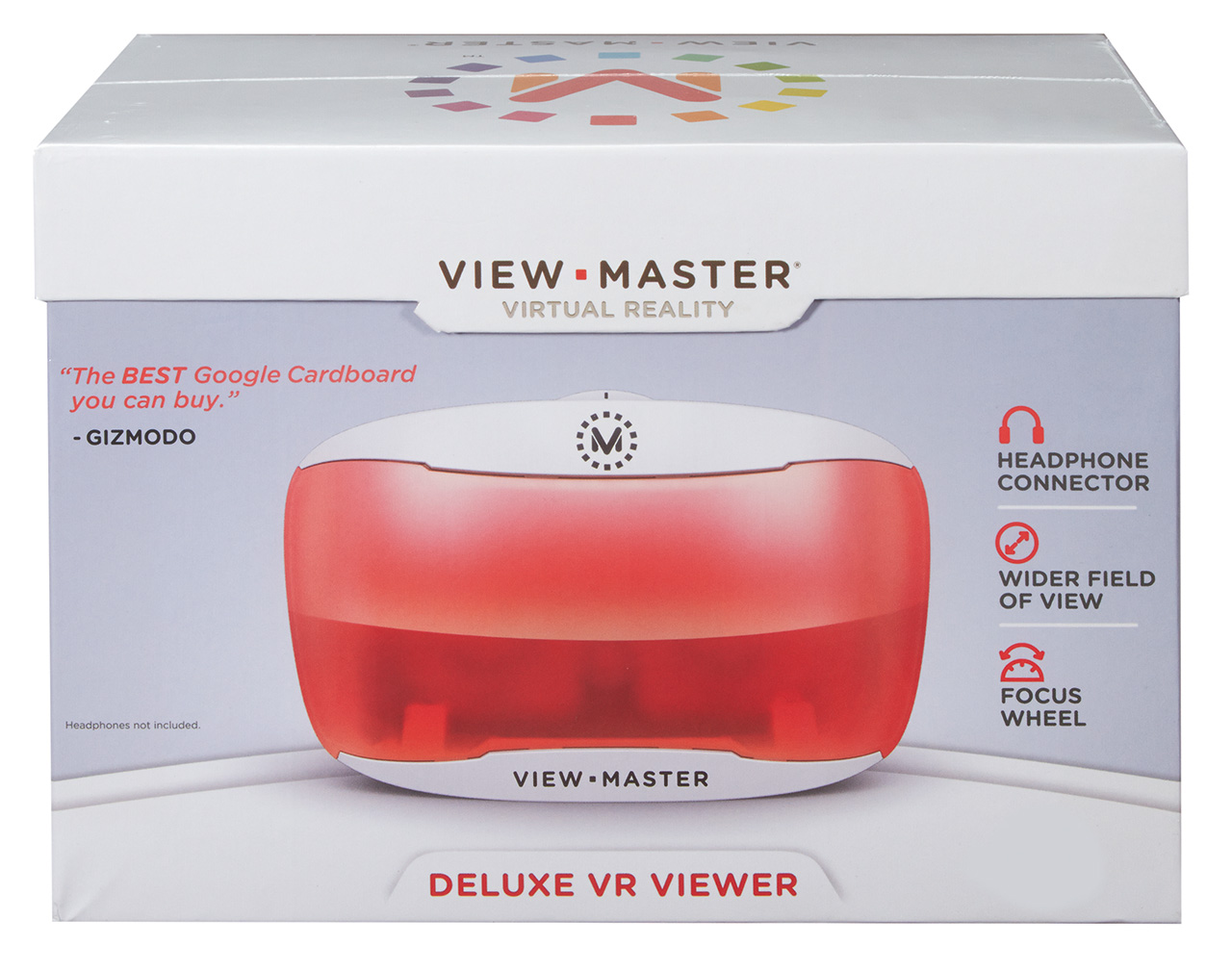 Mattel VIEW-MASTER VR BRÝLE DELUXE