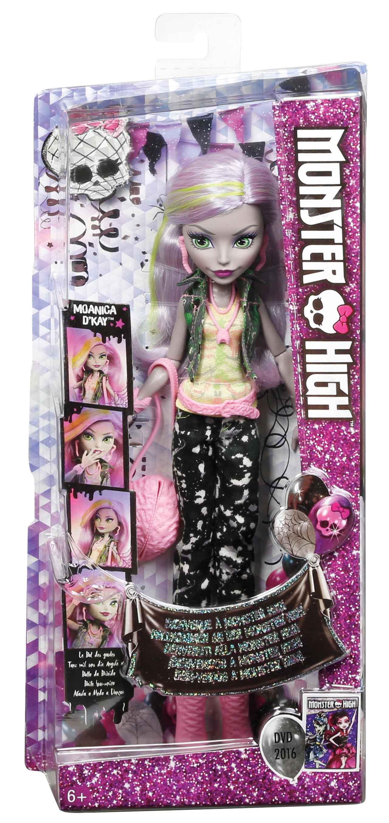 Mattel Monster High MOANICA