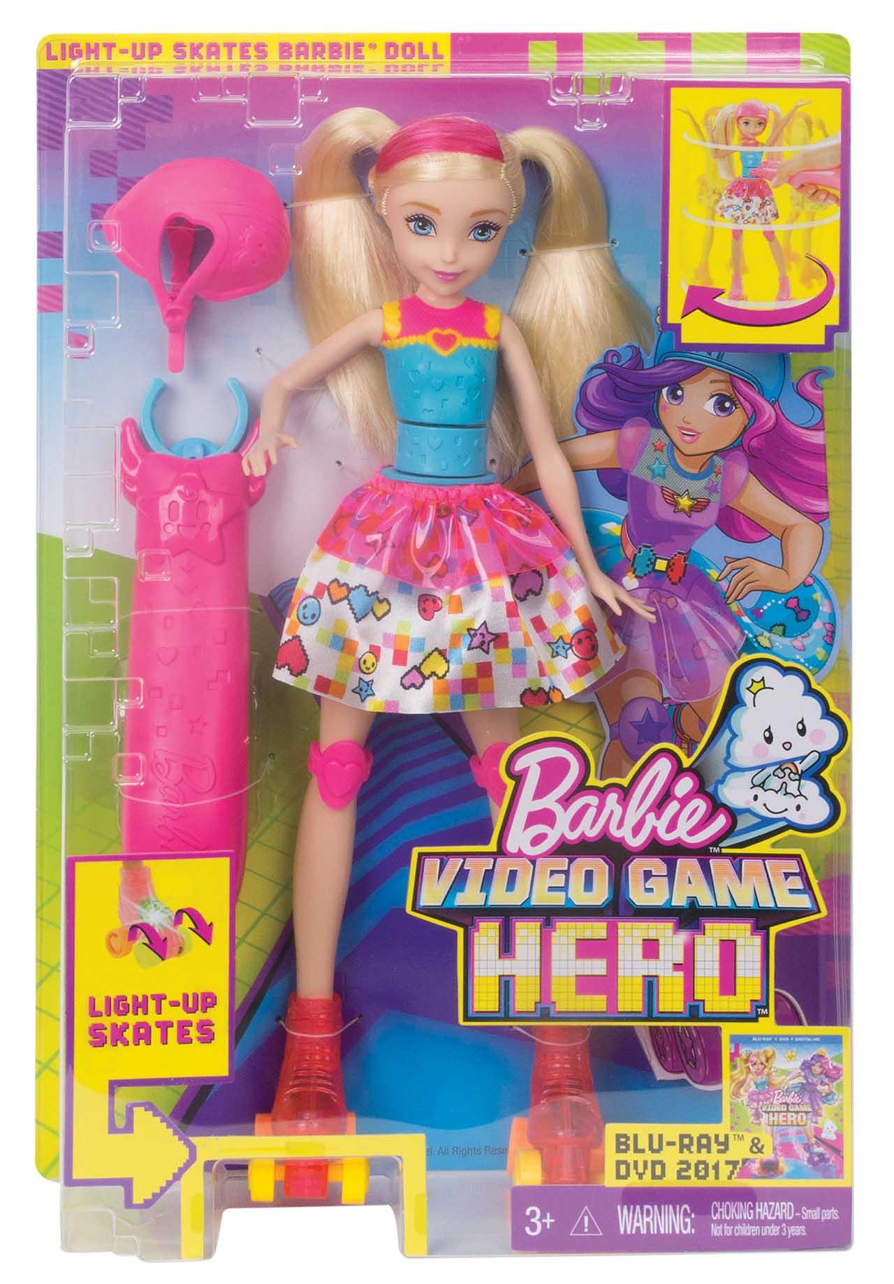 Mattel Barbie VE SVĚTĚ HER NA BRUSLÍCH