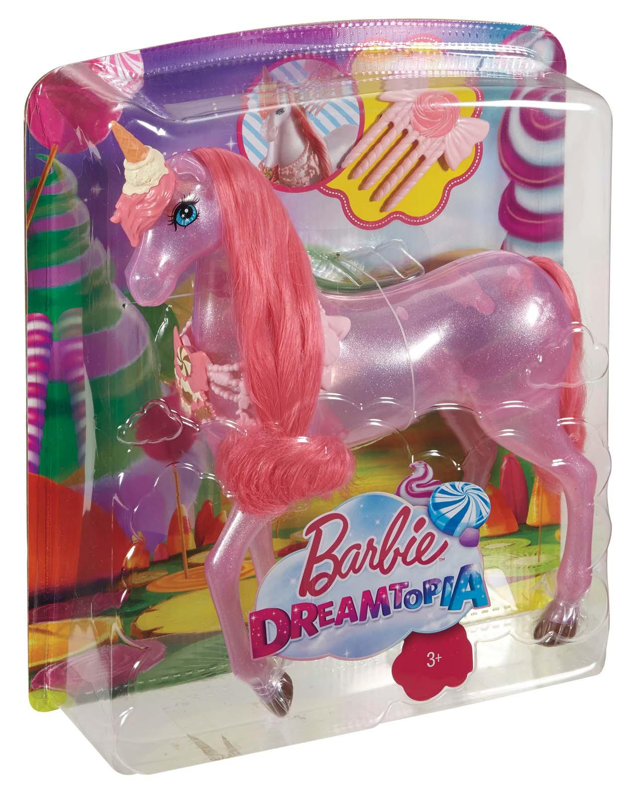 Mattel Barbie SLADKÝ JEDNOROŽEC